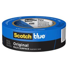 3M 2090 Blue 60 Yds ScotchBlue Original Multi-Surface Painter's Tape
