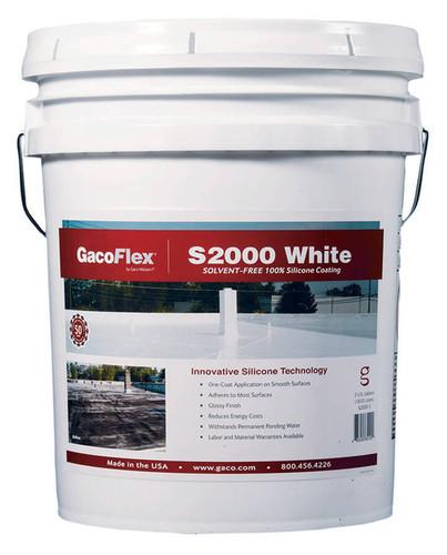 Gaco Flex S2000 100% silicone
