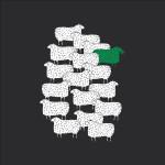 Green State Green Sheep T-Shirt