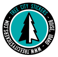 Tree City Stickers