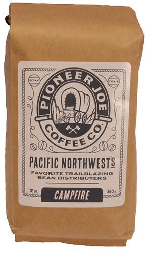 Pioneer Joe Coffee Co Campfire
