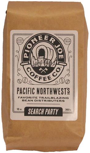 Pioneer Joe Coffee Co Search Party