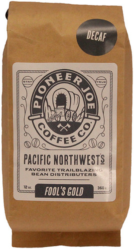 Pioneer Joe Coffee Co Fools Gold