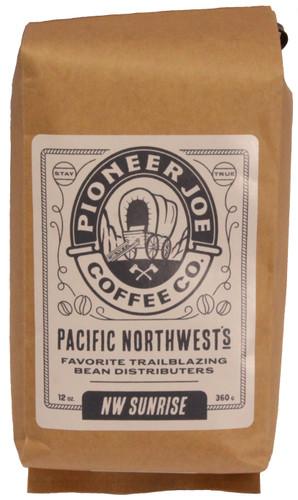 Pioneer Joe Coffee Co Northwest Sunrise