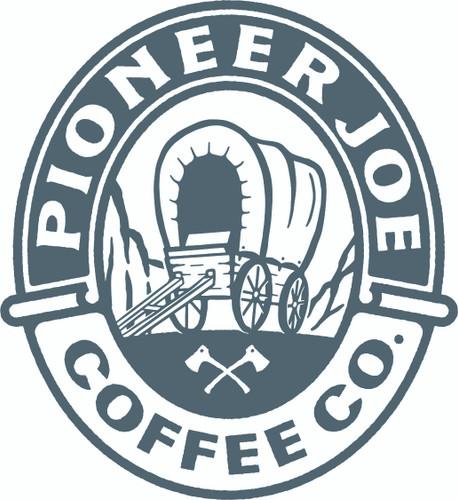 Pioneer Joe Coffee Sticker