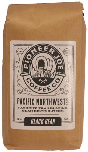 Pioneer Joe Coffee Co Black Bear