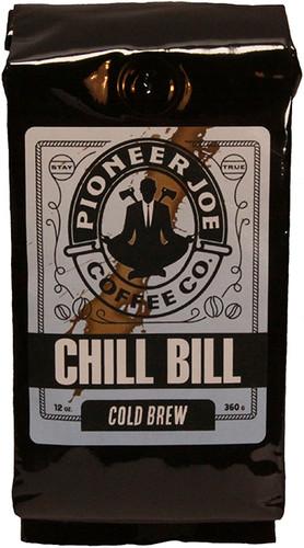 Pioneer Joe Coffee Co Chill Bill Cold Brew 12 oz Bag