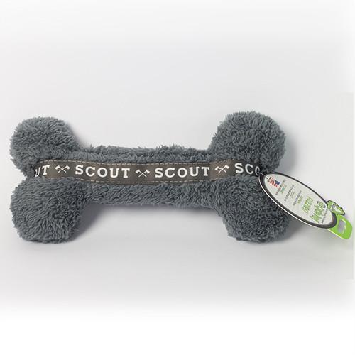Scout Cycle Dog Duraplush Bone