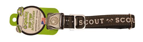 "Scout Cycle Dog Collar - Medium 12"" - 21"""