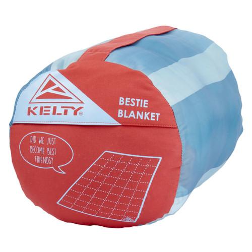 Kelty Bestie Blankets - Cranberry Painted Ombre