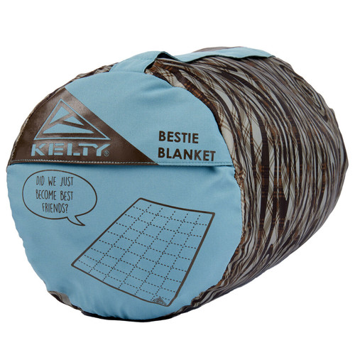 Kelty Bestie Blankets - Trellis Backcountry Plaid