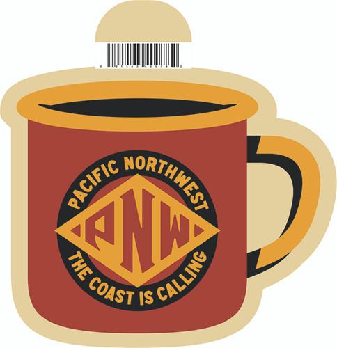 PNW Mug Sticker