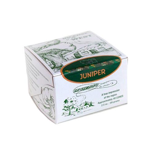 Incienso Juniper Incense Bricks