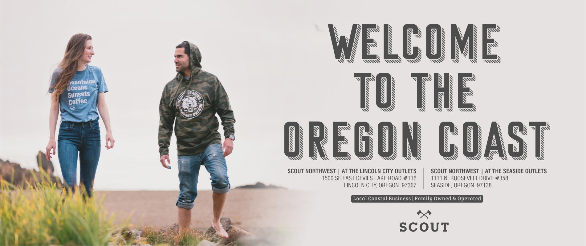 Scout Northwest - PNW Family Owned Outdoors store