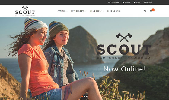 Scout Northwest Is Online!
