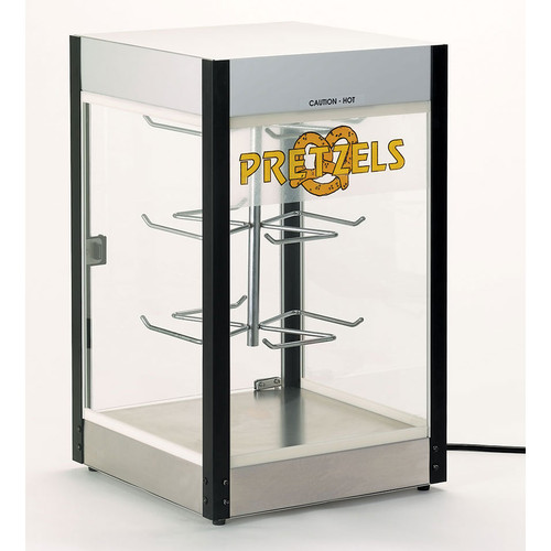 Pretzel Display Case