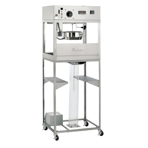 Metric Weight Volume Tester (MWVT)