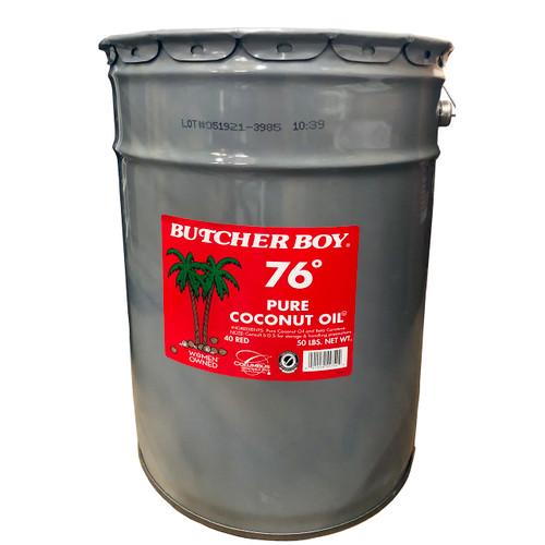 Coconut Oil 50 LB pail