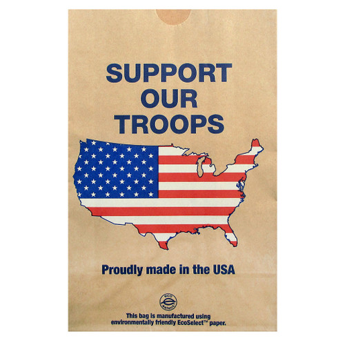 Support our Troops Popcorn Bags