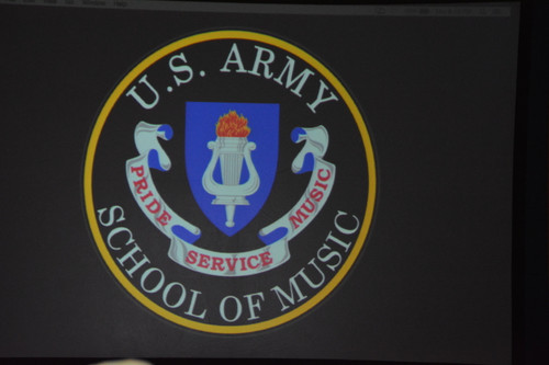US. ARMY SCHOOL OF MUSIC - 2015 , NORFOLK, VIRGINIA