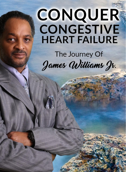 CONQUER CONGESTIVE HEART FAILURE - THE BOOK