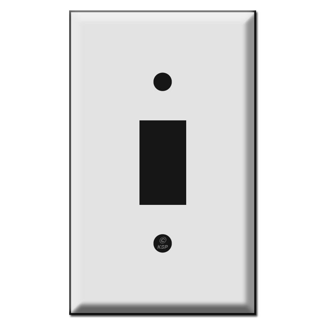 Somfy Awning or Window Cover Switch Plates