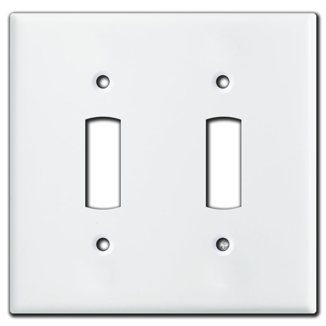 2 Fat Toggle Light Switch Cover For Vintage Wide Toggles