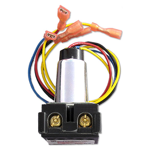 GE Low Voltage Pilot Light Relay - Quick Disconnect Terminals