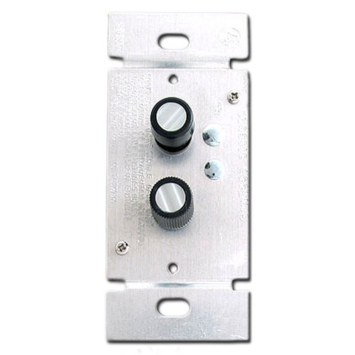 Narrow 3 Way 600 Watt Push Button Dimmer Switches