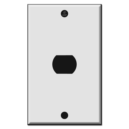 Single Despard Interchangeable Switch Plate Covers