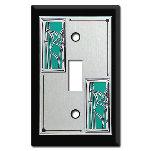Decorative Bamboo Switchplates