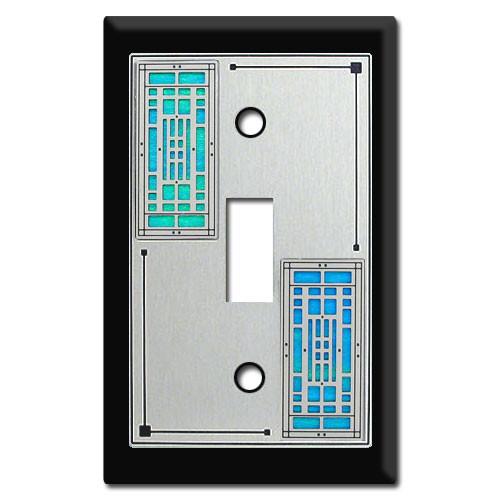 Mission Design Decorative Switch Plates