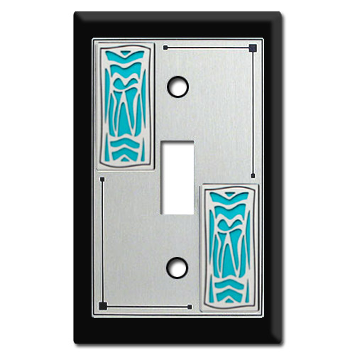 Dentist Office Switch Plate with Tooth