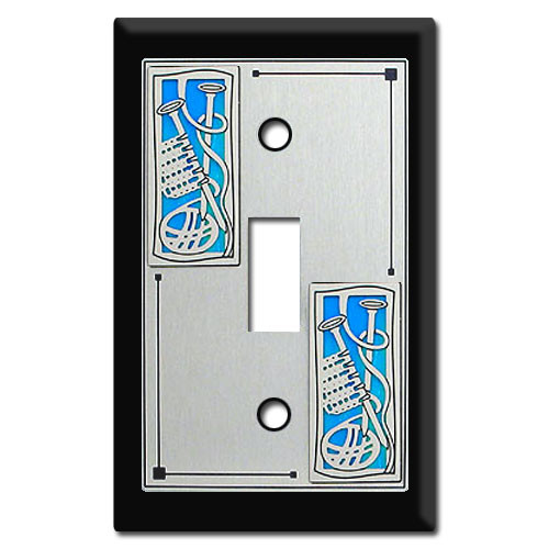 Switch Plates for Knitters
