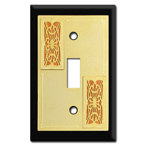 Irish Theme Decor - Switch Plates with Celtic Knot