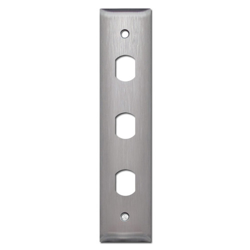 Narrow Specialty Switch Plates for Despard Shaped Switches
