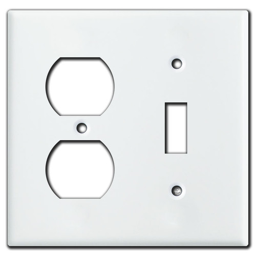 Toggle / Horizontal Toggles Switch Plate for Nutone Switches