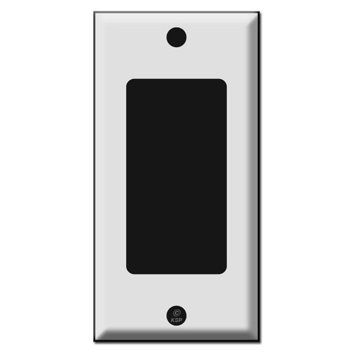 2.25 Inch Narrow Decora Rocker GFCI Switch Plates