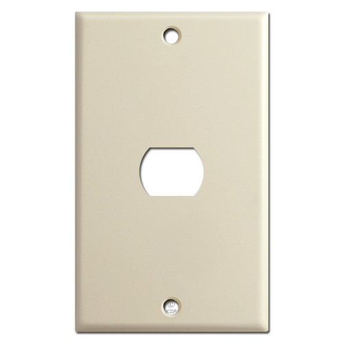 1 Despard Switch Plate Cover - Ivory