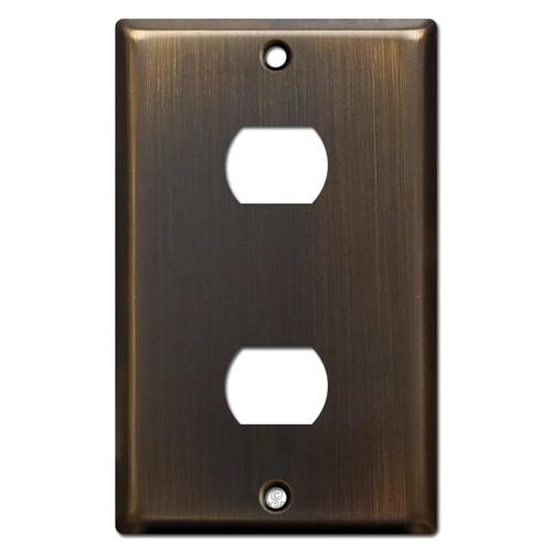 2 Despard Wall Plate - Oil Rubbed Bronze