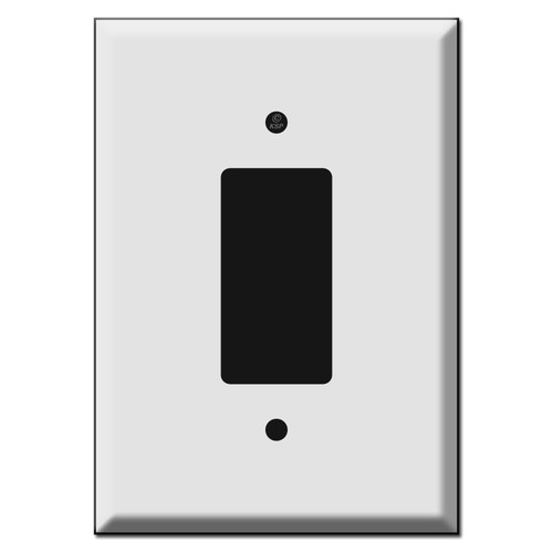 Extra Large Jumbo Decora Rocker Switch Plates