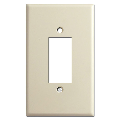 Older Replacement Leviton Centura Button Wall Covers - Ivory