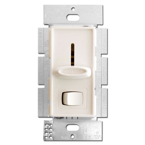 3 Speed Ceiling Fan Control with Light Switch, Light Almond