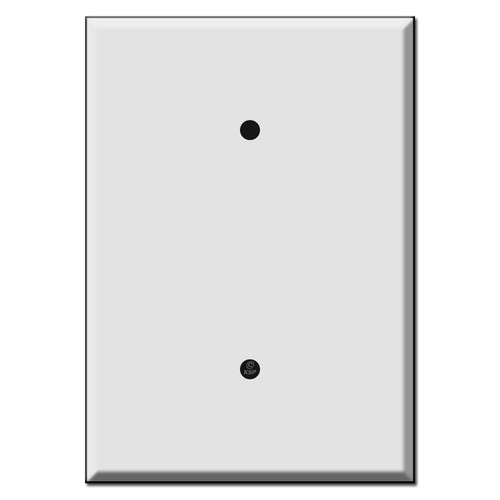 Extra Large Oversized Blank Wall Plate Covers