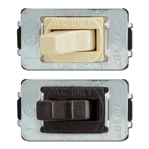 Pass & Seymour 20A 3-Way Despard Toggle Light Switch