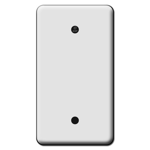 Tall 1 Blank Cover Switch Plate Covers