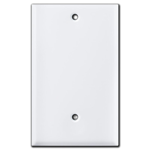 Blank Covers for Electrical Box in Tight Space