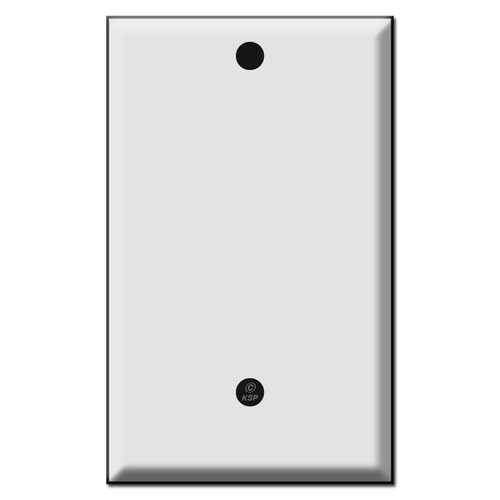 Short 1 Blank Switch Plates