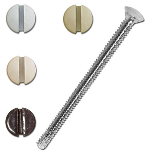 2'' Long Screws for Light Switch Plates, Buy Bulk