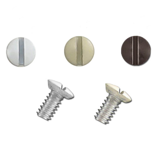 Short Screws for Light Switch Covers